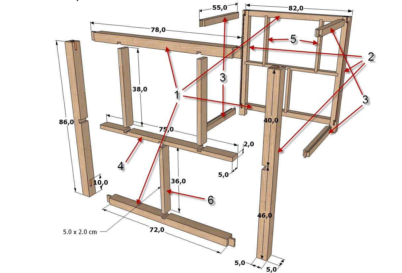 Фрезерный стол своими руками чертежи и схемы 22