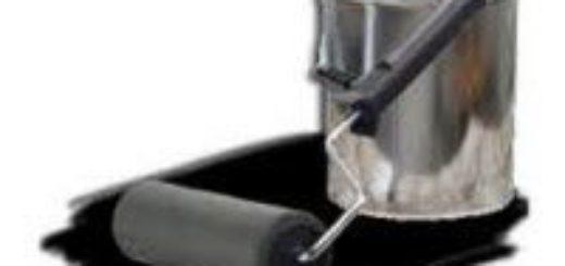 Как правильно приготовить битумную мастику