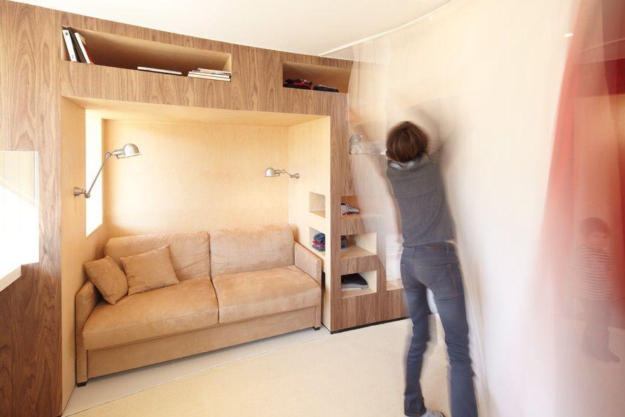 Вся квартира большая мебель-стенка