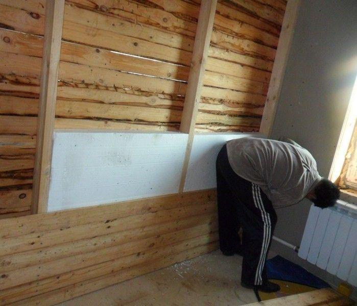 Возведение межкомнатной стенки перегородки для 3-х комнат