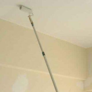Подготовка потолка квартиры к покраске