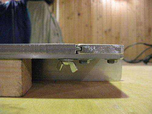 Как быстро сделать выборку пазов под дверные замки