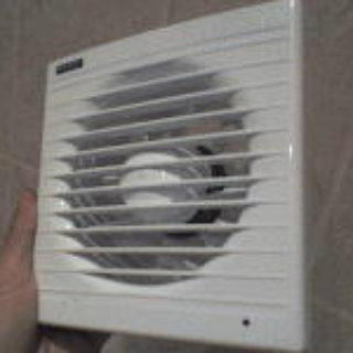 Быстрая установка вытяжного вентилятора в ванной