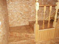 Технология установки пробкового покрытия на стену: часть 1