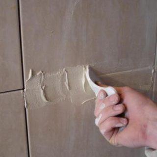 Подбираем затирку швов на керамической плитке