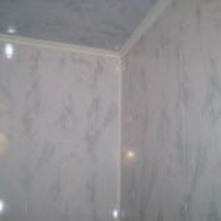 Использования влагостойких панелей для стен в ванной комнате