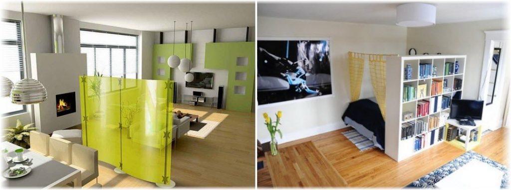 Ремонт в квартире-студии