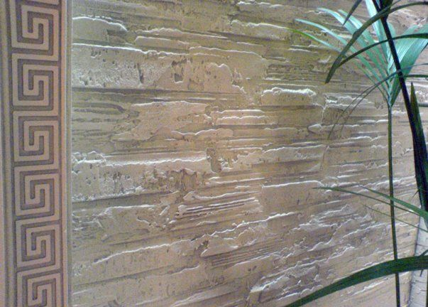 Декоративная штукатурка на стены