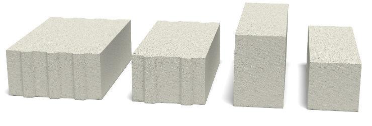 Стены из газобетоннных блоков: расчет оптимальной толщины
