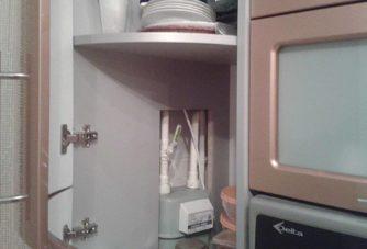 Что нужно учесть при установке кухни в городской квартире