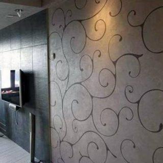 Современная отделка стен: популярные виды обоев