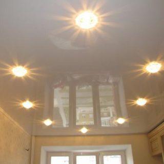 Особенности установки светильников