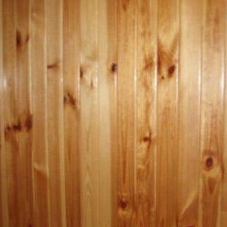 Деревянная вагонка - качественный отделочный материал
