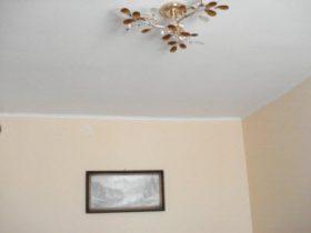 Обновление стен и потолков своими руками - совет от Анны