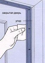 Звукоизоляция и уплотнение дверей