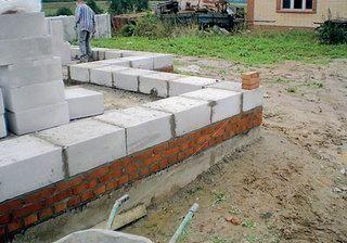 Дом из газосиликатных блоков: преимущества и технология строительства