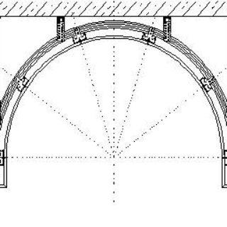 Как сделать арку и изогнутые формы