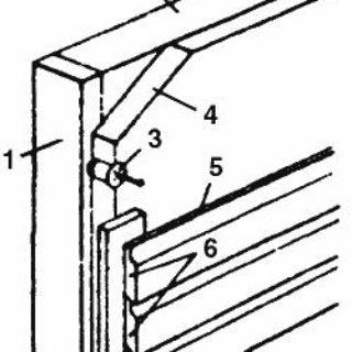 Каркасная стена: конструкция и монтаж
