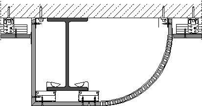 Ломанные формы гипсокартонных листов