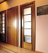 Раздвижные двери: конструкция и материалы