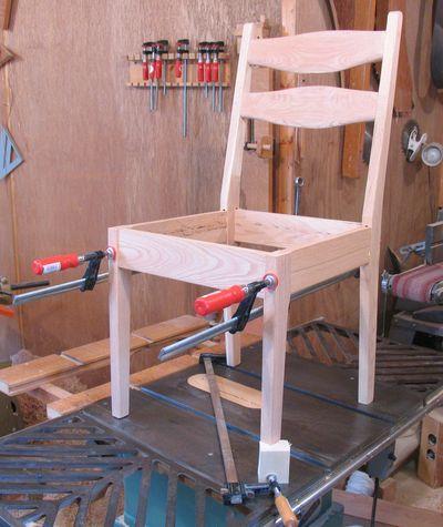 Как сделать стул домашних условиях 47