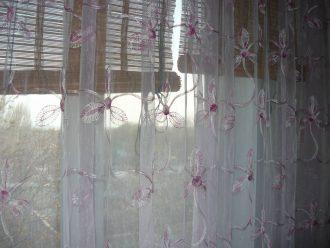Оформление окна выходящего на солнечную сторону