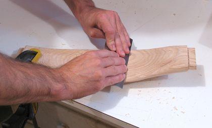 Изготовление кривой спинки стула: пошаговое руководство