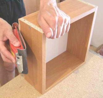 Изготовление выдвижного ящика: пошаговая инструкция