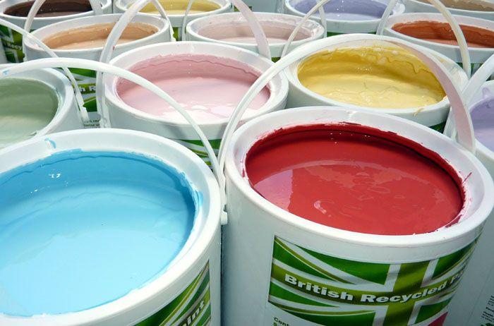 Водоэмульсионная краска: виды и характеристики, советы по выбору