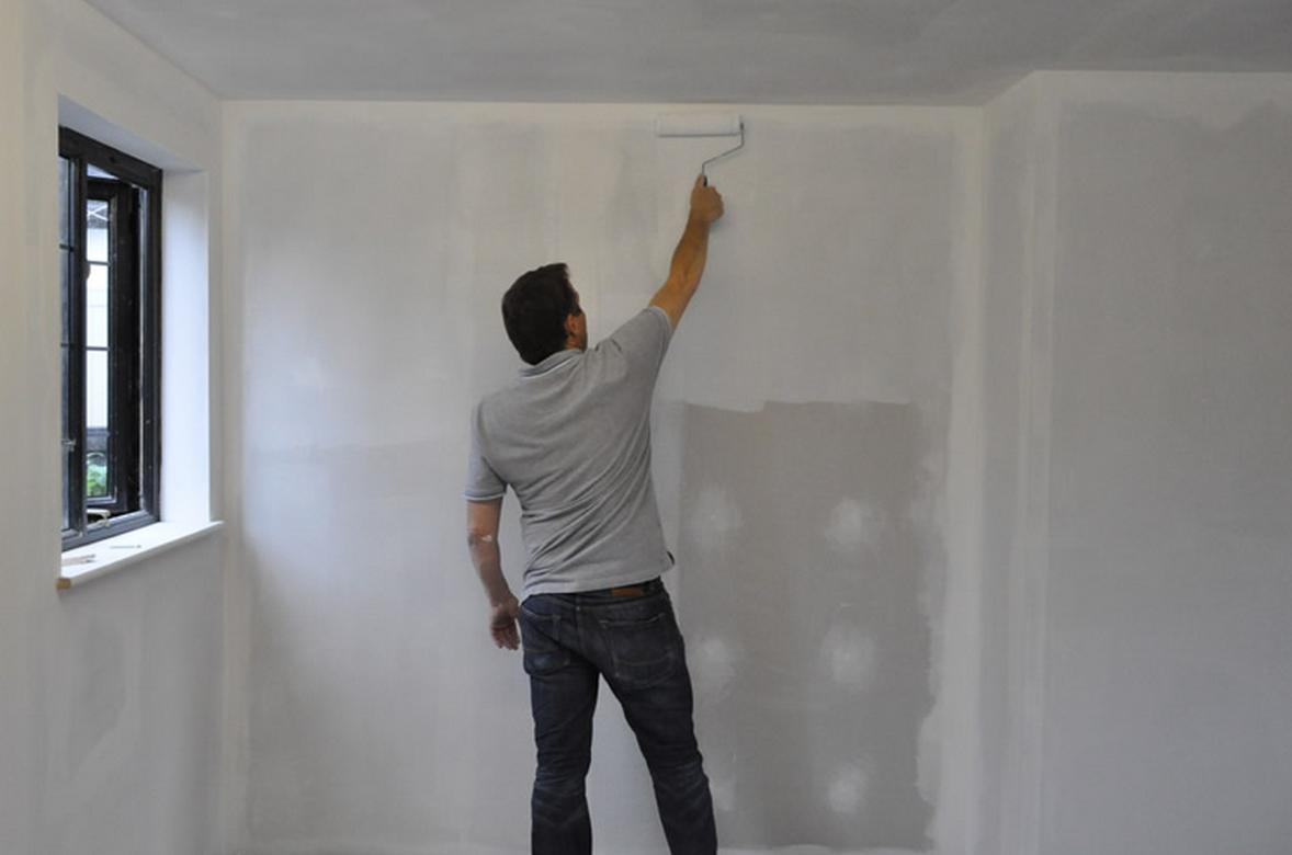 Как долго сохнет грунтовка на стенах