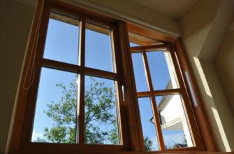 Преимущества деревянных окон: сравниваем с пластиковыми