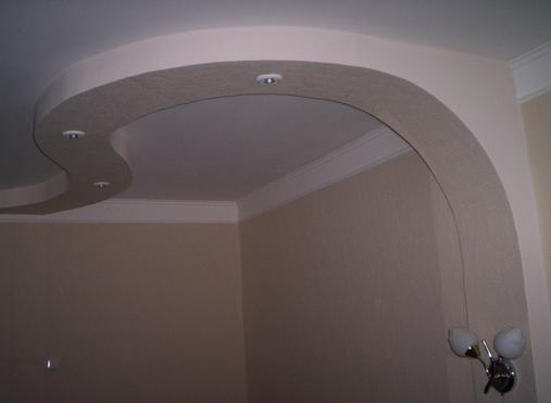 Монтаж гипсокартона на стены и потолки