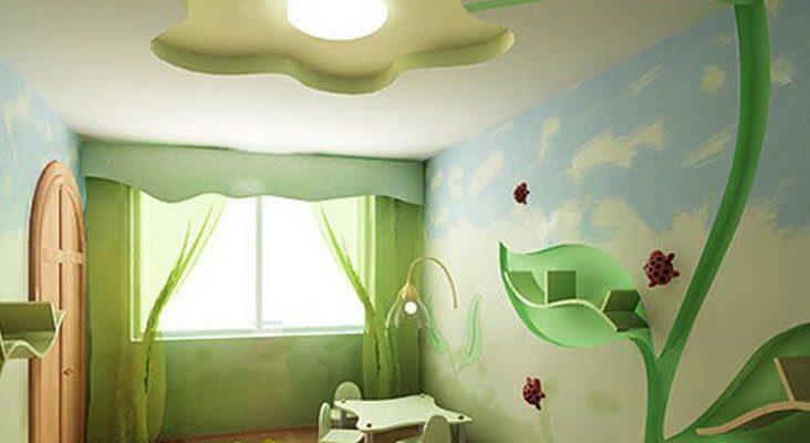 Большие хитрости для маленькой комнаты: обустройство детской