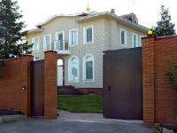 Установка откатных ворот: схема и монтаж