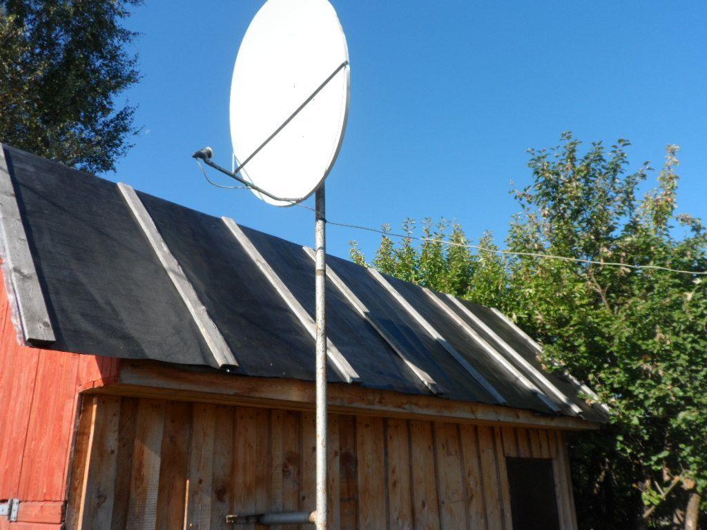 Стеклогидроизолом: как покрыть двухскатную крышу