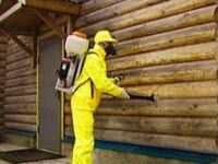 Антисептирование и огнезащита древесины