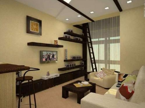 Дизайн квартиры-студии самостоятельно