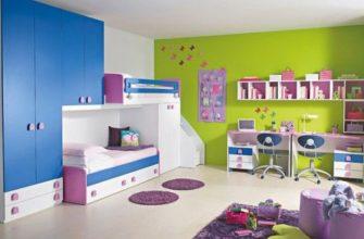Как обновить детскую игровую комнату