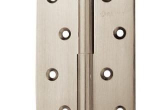 Дверные петли: инструкция по выбору