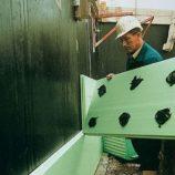 Утепление стен дома пенопластом: материалы и технология