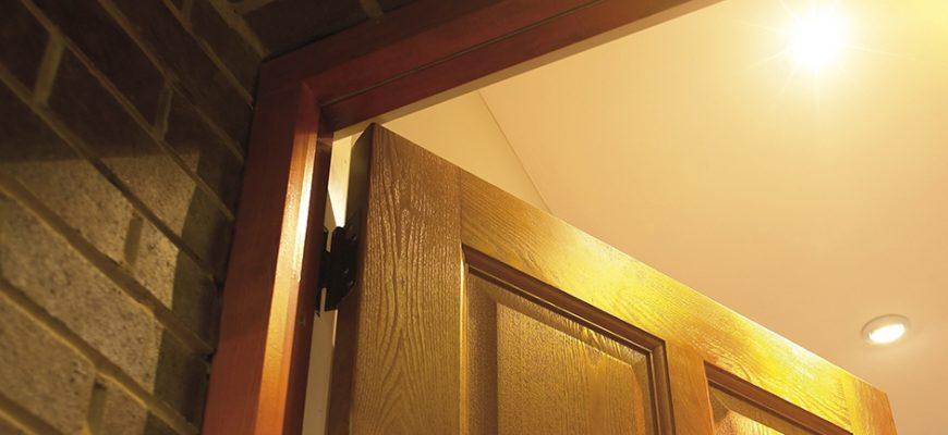 Дверная коробка для межкомнатной двери