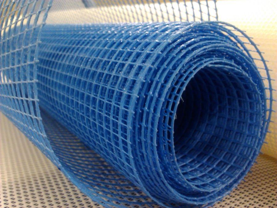 Пластиковая штукатурная сетка