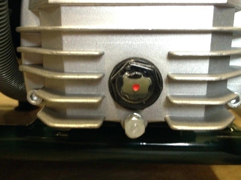 картер компрессора