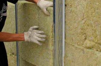 утеплитель для стен