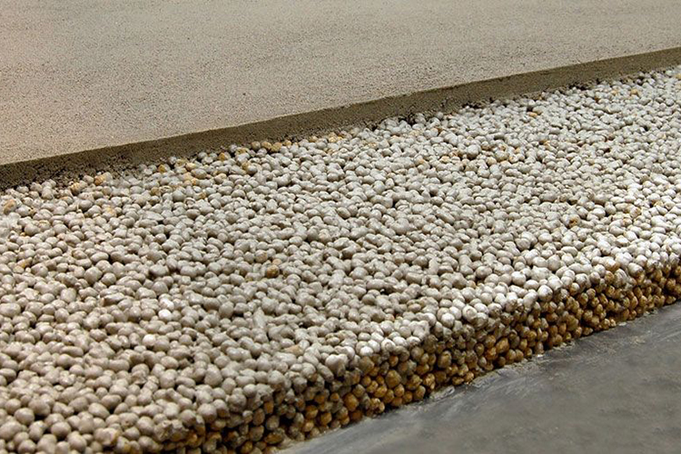 Керамзит под бетонную стяжку