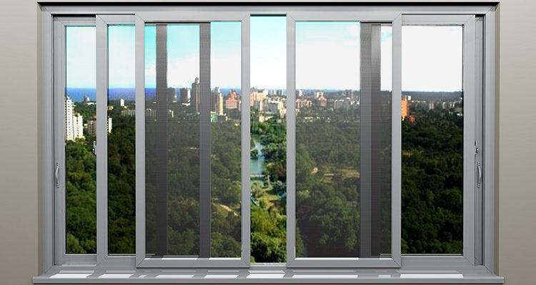 Раздвижные системы для балконов и лоджий